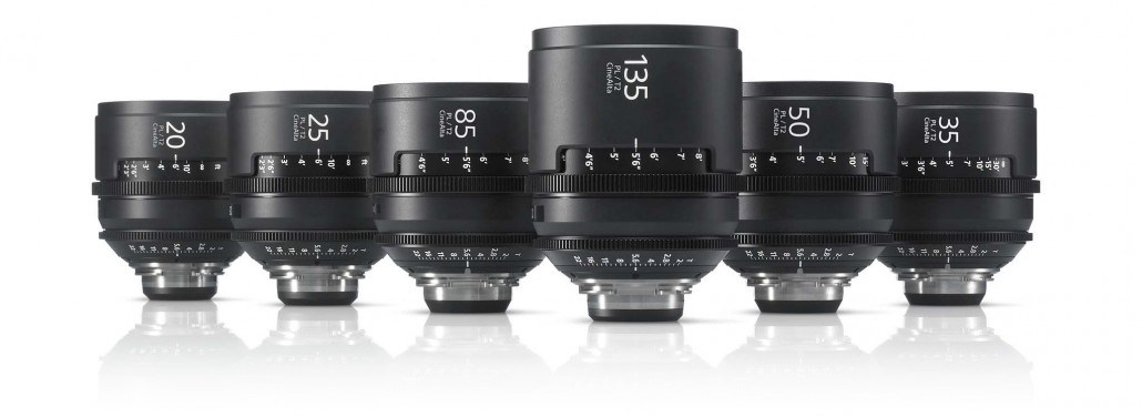 Sony-new-PL-mount-prime-lenses